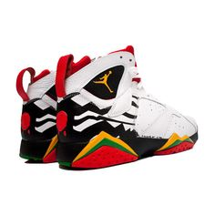 Air Jordan VII (7) Retro Premio Bin 23 ? liked on Polyvore