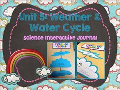 teacherific: FREE Weather Unit Download
