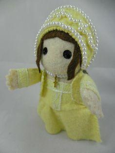 Princess Mary Tudor by deridolls.deviantart.com on @deviantART