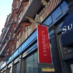 Must visit Art Gallery. Christie's in Queen's Gate, Greater London