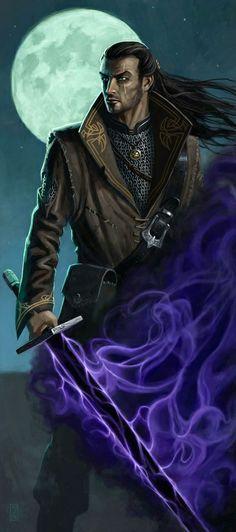 Shadow sword