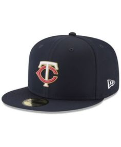 New Era Minnesota Twins Spring Training Pro Light 59Fifty Fitted Cap c96afdc1f878