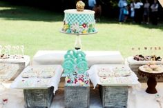 The Party Wagon - Blog - LITTLE HOUSE ON THE PRAIRIE�PARTY by PFR