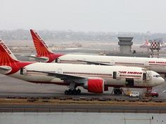 The incident took place on December 16 last year when AI flight 619 was being pushed back for departure at the Mumbai airport.