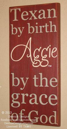 Texas A&M Aggies, TAMU Sign, TAMU Aggies, Distressed Wood Signs, TAMU, Signs…