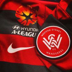 Western Sydney Wanderers FC.