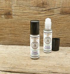 Lavender Perfume Oi  Roll On Perfume Oil by AmeliaBathandBody