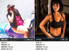 Persisent Persons Who Have Successfully Lost Weight (45 Photos)