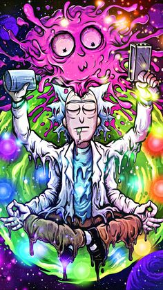 Woke Rick Tapestry Super In 2019 Rick Morty Poster Rick pertaining to Rick And M. Woke Rick Tapestry Super In 2019 Rick Morty Poster Rick pertaining to Rick And Morty Graffiti Wallpaper Cartoon Wallpaper, Trippy Wallpaper, Graffiti Wallpaper, Galaxy Wallpaper, Wallpaper Backgrounds, Pink Wallpaper, Mobile Wallpaper, Disney Wallpaper, Wallpaper Desktop