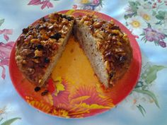 The Hedgehog Knows: Banana Cake Using Airfryer