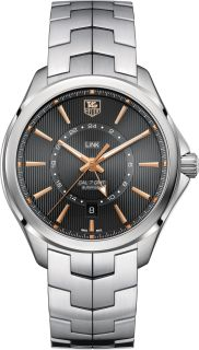 Call Darren at 813-875-3935 to buy your next Tag Heuer from and authorized dealer! Calibre 7 GMT Automatic Watch 42mm
