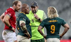 Rassie Erasmus offers to step aside as Lions officiating row rumbles on | Rugby union