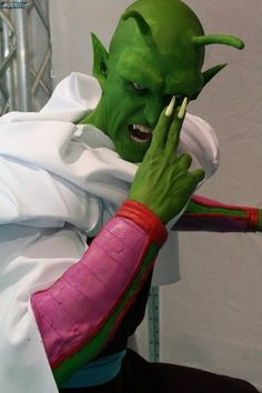 Piccolo is about to lay San Diego to waste with a Special Beam Cannon! | Community Post: 20 Cosplays So Awesome It Makes You Wonder Why You Try @Anthony Rodriguez
