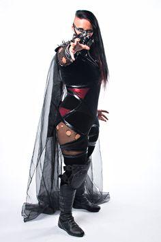 TNA Knockouts - Jessicka Havok!