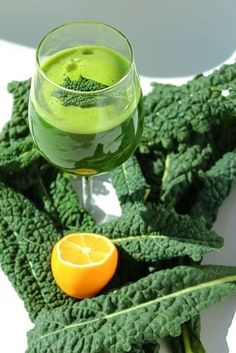 Kale, Celery and More Juice