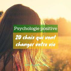 Je vous invite à découvrir 20 choix ainsi que les citations qui les accompagnent pour vous encourager à réfléchir, prendre conscience et agir. Vie Positive, Positive Mind, Positive Attitude, Positive Affirmations, Positive Quotes, I Feel Good, How To Feel Beautiful, Zen, Meditation