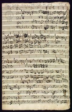 Concerto en Re maior (MWV 6.36) para clarinete en Re, cordas e continuo. Composto por Johann Melchior Molter entre 1742 e 1765.