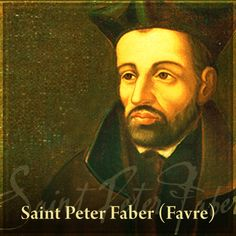 Pope Francis has just canonized the 16th century Jesuit Peter Faber! Celebrate about our new saint with these resources, activities, and prayer cards.