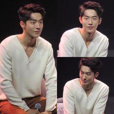Asian Actors, Korean Actors, Nam Joohyuk, Weightlifting Fairy Kim Bok Joo, Joo Hyuk, Actor Model, Man In Love, Weight Lifting, Actors & Actresses