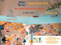 Pop Up, Paris, Map, Atelier, Popup, Maps