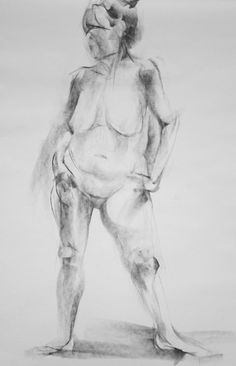 learning how to draw Anatomy Sketches, Anatomy Drawing, Anatomy Art, Art Drawings Sketches, Contour Drawings, Gesture Drawing, Drawing Poses, Life Drawing, Drawing Tips