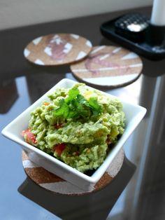 DIY delish guacamole!