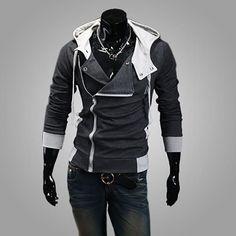 8ef81a5946631 12 colors M-6XL 2016 Hoodies Men Sweatshirt Male Tracksuit Hooded Jacket  Casual Male Hooded Jackets moleton Assassins Creed