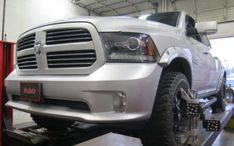 Dodge Ram 1500 in for Bilstein 5100 Front Lift Struts at Dales Auto Service