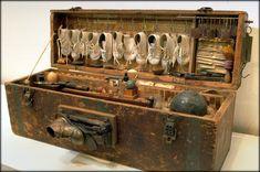 "Ron Pippin-  ""Archive Box 3"" 1998"
