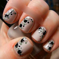 Polkadot Nails