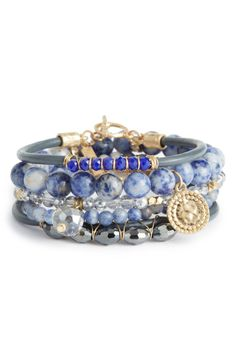 Bracelet by Canvas Jewelry