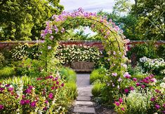 Small Rose Garden Plans | The roses are ready... and these are the best gardens around Britain ...