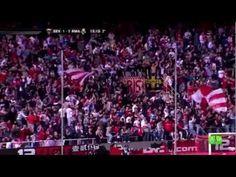 8/may/2011. La pasión no depende de las victorias. Si el Sevilla afloja, los Biris aprietan. Caían los goles en contra, pero eso alimentaron las ganas de los Biris y la afición del Sevilla a la hora de animar. Cuantos más caían más rugía Nervión en general y Gol Norte en particular. Sevilla 2-6 R.Madrid.
