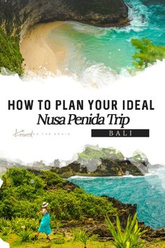 Nusa Penida is just a quick trip from Bali in Indonesia. But a day trip isn't enough. Here's why.