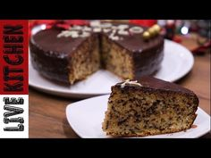 New Year's Cake, Kitchen Living, Sweet Recipes, Christmas Decorations, Xmas, Sweets, Homemade, Baking, Desserts