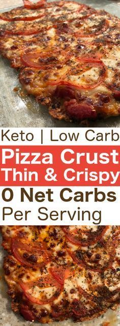 Keto Pizza Recipe: Zero Carb Pizza Crust With Only 3 Ingredients! No Carbs Keto . CLICK Image for full details Keto Pizza Recipe: Zero Carb Pizza Crust With Only 3 Ingredients! No Carbs Keto Pizza Crust Source . Healthy Low Carb Recipes, Ketogenic Recipes, Diet Recipes, Vegetarian Recipes, Primal Recipes, Paleo Meals, Paleo Food, Shake Recipes, Jam Recipes