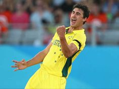 Michael Clarke said that Adelaide Oval green pitch to help fast bowlers in tomorrow's world cup 2015 quarter-final clash between Australia and Pakistan. Jeff Thompson, Fast Bowling, Mitchell Starc, Latest Cricket News, Icc Cricket, Sachin Tendulkar, Cricket World Cup, World Cup Final, Lineup