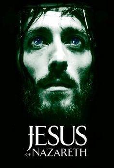 "Robert Powell stars in 1977's ""Jesus of Nazareth"" <3"