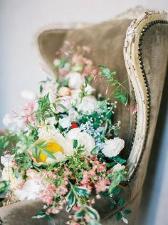 Ethereal Southern California Wedding Inspiration