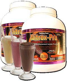 Nitrox-Pro 41 grams of protein per serving!!!!