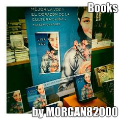 Books by MORGAN82000 (courtesy of @Pinstamatic http://pinstamatic.com)