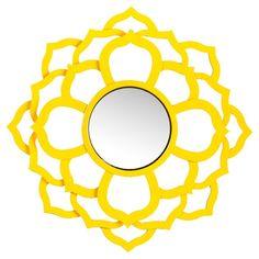 Yellow Mirror.