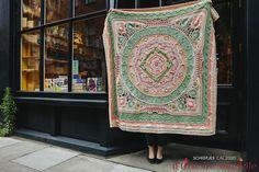 Mineralogy, Afghan Blanket, Knit Crochet, Crochet Patterns, Tapestry, Knitting, Color, Inspiration, Design