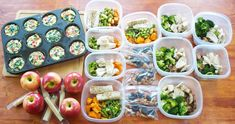How To Create A Meal Plan (And Stick To It) - The Haute Mess