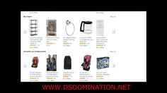 In this video I review the dsdomination course and reveal my ebay listing generator I created. #dsdomination #dropshippingreviews #dropshippingcompaniesreviews #bestdropshippingcourse #dropshippingcourse https://www.youtube.com/watch?v=4gtzX8T8hAs