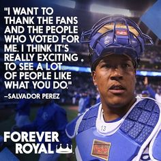 Representing KC in tomorrow's #ASG thanks to you guys! #ASGWorthy #ForeverRoyal…