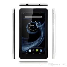 New Arrival 7 Inch MTK6572 Phablet HD Screen Tablet PC   Buy Wholesale On Line Direct from China