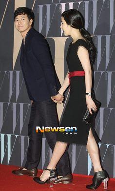 Yun Jung Hoon & Han Ga In