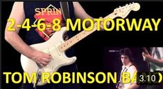 Motorway - Tom Robinson Band [Play along guitar cover] Music Songs, My Music, 100 Hits, Best Rock, Toms, Guitar, Cover, Youtube, Youtubers