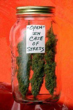 Stress isn't good